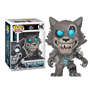 Figura Pop FNAF: Twisted Wolf