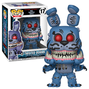Figura Pop FNAF: Twisted Bonnie