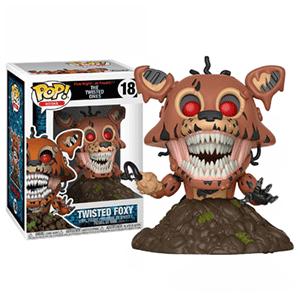 Figura Pop FNAF: Twisted Foxy