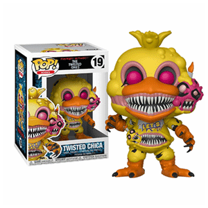 Figura Pop FNAF: Twisted Chica