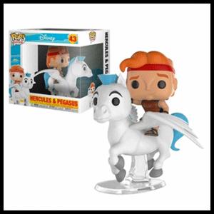 Figura Pop Disney: Hércules en Pegaso