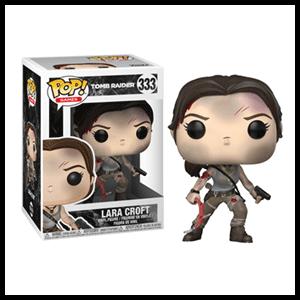 Figura Pop Tomb Raider: Lara Croft