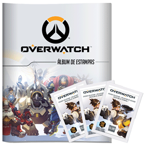 Starter Pack Cromos Overwatch