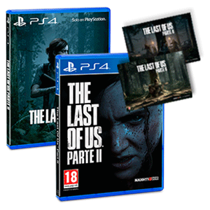 The Last of Us Parte II Standard+
