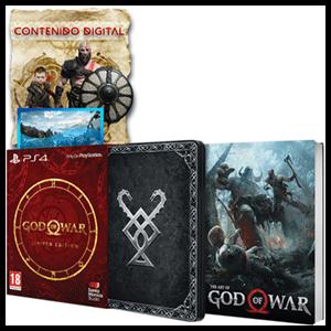 God of War Ed. Limitada