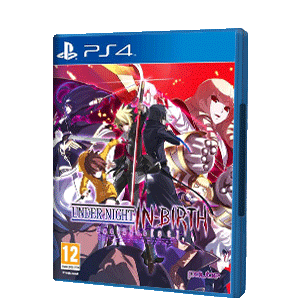 Under Night In Birth Exe: Late ST