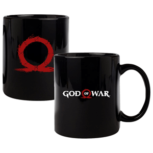 Taza God of War