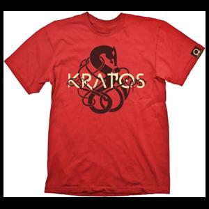 Camiseta God of War: Kratos Talla L