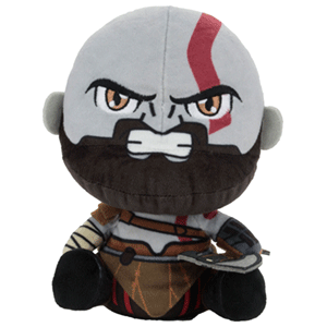 Peluche 20 cm God of War: Kratos