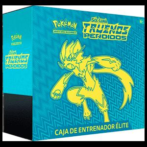 Elite Trainer Box Pokemon Sol y Luna: Truenos Perdidos