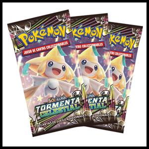 Sobre 10 Cartas Pokemon Sol y Luna: Tormenta Celestial
