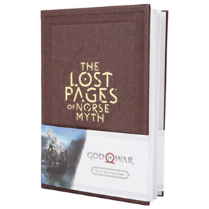 Libreta God of War