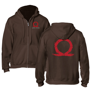 Sudadera God of War: Serpent Talla L