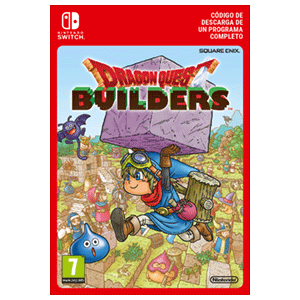 Dragon Quest Builders NSW