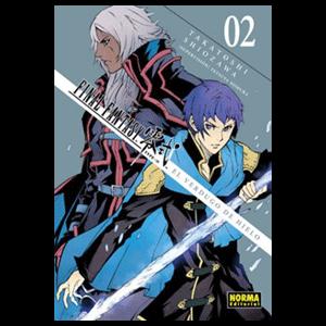 Final Fantasy Type-0: El Verdugo de Hielo nº 2