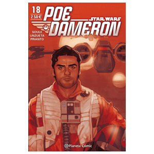 Star Wars Poe Dameron nº 18