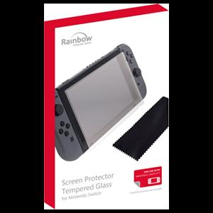 Protector de Cristal Templado para Nintendo Switch Rainbow