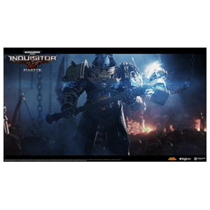 Póster Warhammer 40000 Inquisitor Martyr