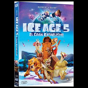 Ice Age El Gran Cataclismo - 3D + 2D