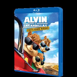 Alvin y las Ardillas - Fiesta Sobre Ruedas