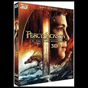 Percy Jackson y el Mar de los Monstruos 3D + 2D