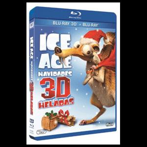 Ice Age - Navidades Heladas 3D + 2D