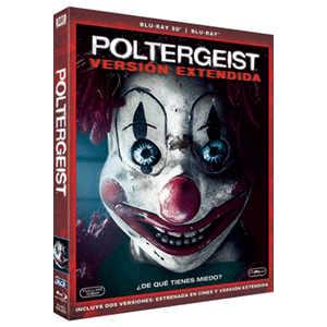 Poltergeist 3D + 2D