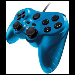 Controller con Cable Gioteck VX-3 Azul