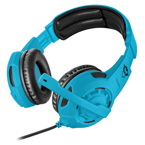 Auriculares Trust GXT310-SB Spectra Blue PS4-XONE-NSW-PC