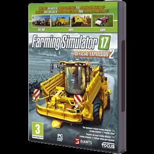 Farming Simulator 17 - Expasion 2