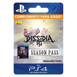 Dissidia Final Fantasy NT Season Pass PS4