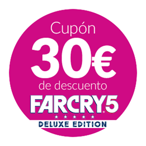 30€ dto Far Cry 5 Deluxe