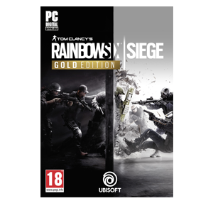 Tom Clancy's Rainbow Six Siege - Year 3 Gold Edition