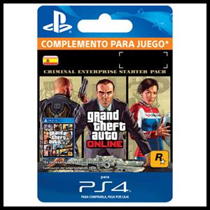 Grand Theft Auto V: Premium Online Edition  Playstation 4