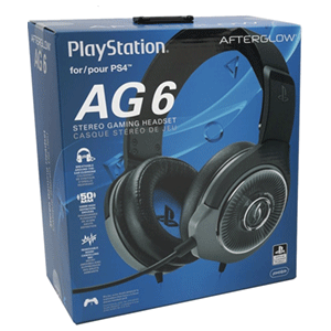 Auriculares PDP Afterglow AG6 -Licencia oficial-