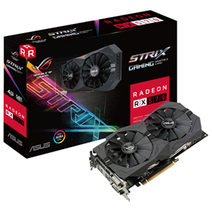 Asus Radeon RX 570 Strix  Gaming 4GB