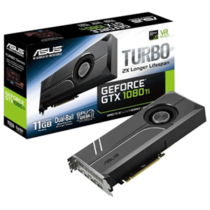 Asus GeForce GTX 1080 Ti Turbo 11 GB