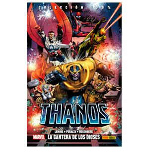 100% Marvel. Thanos nº 2