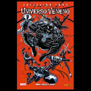 100% Marvel. Universo Veneno
