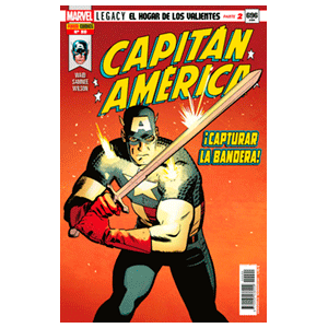 Capitán América nº 90