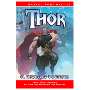 Marvel NOW! Thor Nº 1
