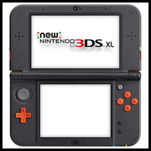 New Nintendo 3DS XL Naranja