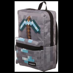 Mochila Minecraft Pico de Diamante