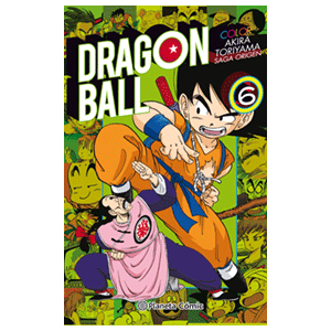 Dragon Ball Color Origen nº 06