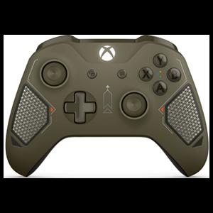 Controller Inalámbrico Microsoft Combat Tech Edición Especial