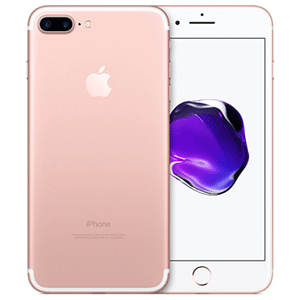 iPhone 7 Plus 128Gb Oro Rosa - Libre