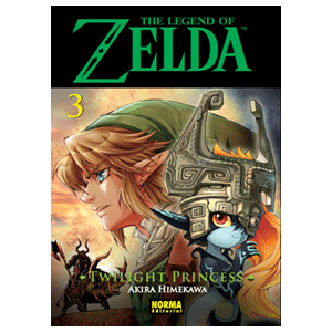 The Legend of Zelda: Twilight Princess nº 3