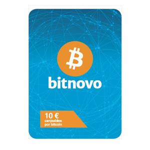 Pin Bitnovo 10 Euros