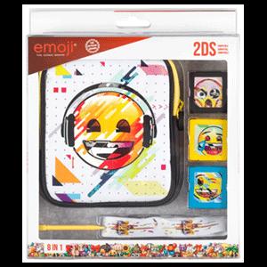 Kit 8 Accesorios 2DS Emoji 2018