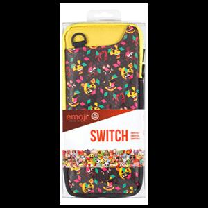 Bolsa Nintendo Switch Emoji 2018